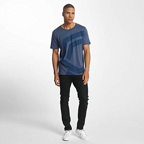 JACK & JONES Uomo Maglieria/T-Shirt jcoPicarel Blu