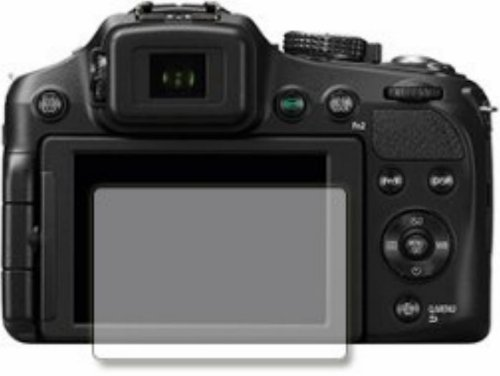 3 x Pellicole Protettiva Schermo per Panasonic Lumix DMC-FZ200 - Anti-graffio Proteggi Display / Ultra Clear Screen Protectors