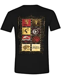 Game of Thrones Family Sigils - T-shirt - Homme