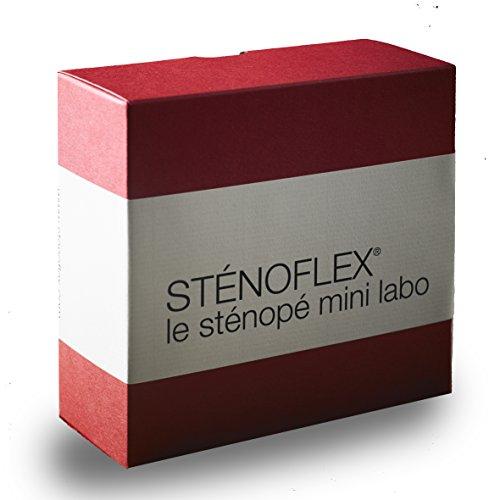stenoflex, das Lochkamera Mini Labo in rot
