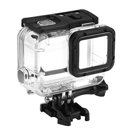 Segolike Waterproof Underwater Diving Housing Protective Case Cover for for GoPro Hero 5 Action Camera