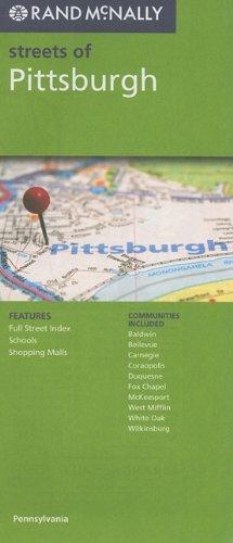 Rand McNally Streets of Pittsburgh