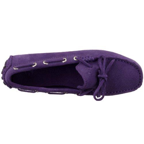 Superga 463-SUEW S001VH0, Mocassini donna Viola (violett / violet)