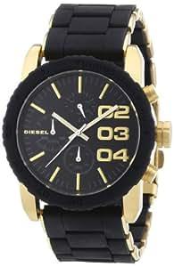 Diesel Damen-Armbanduhr Analog Quarz Edelstahl DZ5322