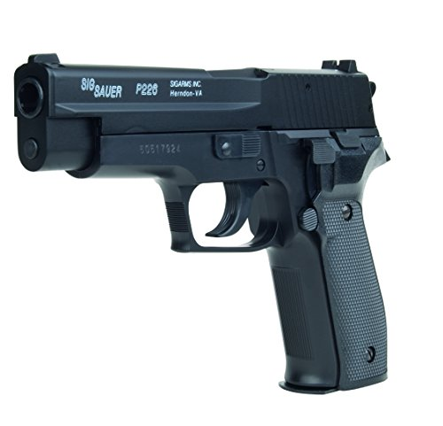 Softair Pistole Sig Sauer P226 H.P.A. mit Metallschlitten Abbildung 3
