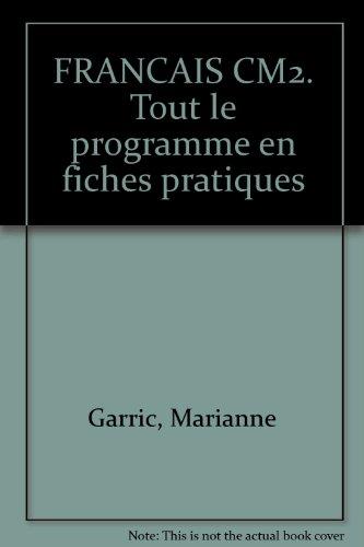 Français, CM2 par Chesseret