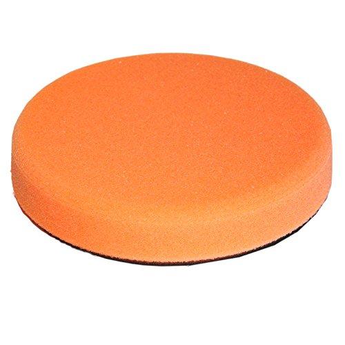 Disque de polissage 150 x 30 mm fixe lisse (5314) – -- Pads de polissage polissage éponge schaumpad Embout de polissage –-Abacus