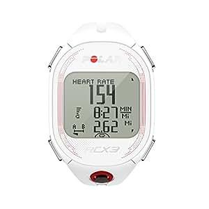 Polar RCX3 Cardiofréquencemètre femme Blanc