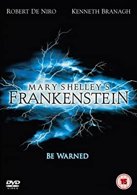 Mary Shelley's Frankenstein [DVD] [1994] by Robert De Niro