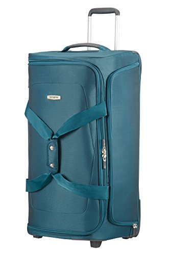 SAMSONITE Spark SNG - Wheeled Duffle Bag 77/28 Sac de voyage, 77 cm, 107,5 liters, Petrol Blau