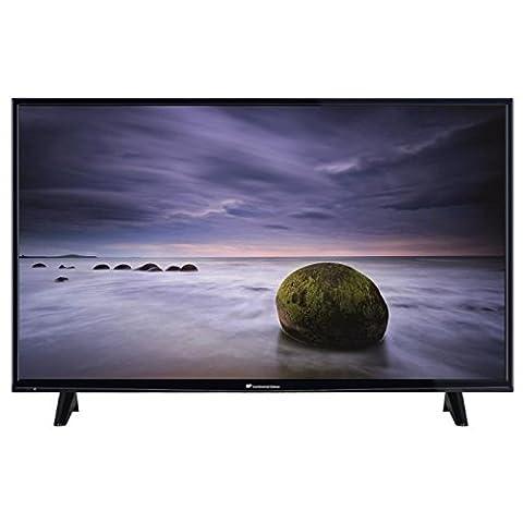 CONTINENTAL EDISON TV Smart LED FULL HD 122cm (48