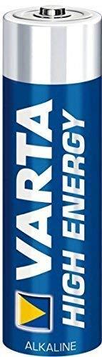 Varta 24 x High Energy MN1500 Pack spécial LR6 AA alcalines Batterie
