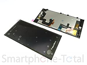 NG-Mobile Original Blackberry LEAP Z20 Displaymodul LCD + Touchscreen + Glas + Rahmen Display Bildschirm Anzeige, schwarz
