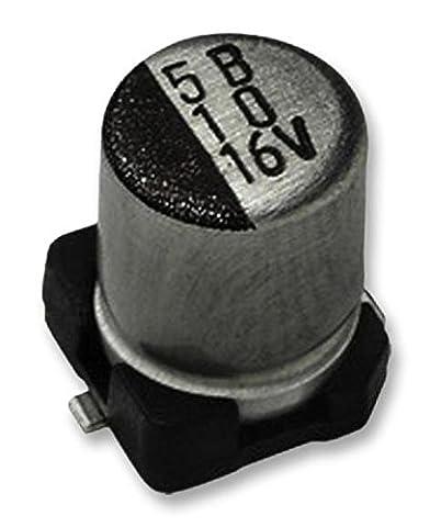 Capacitors - Aluminium Electrolytic - CAP ALU ELEC 33UF 100V SMD - MAL215379339E3