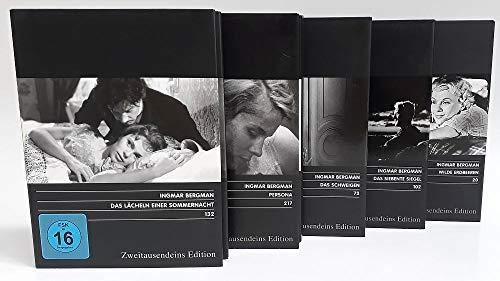 Ingmar Bergman Film-Paket (Zweitausendeins Edition)