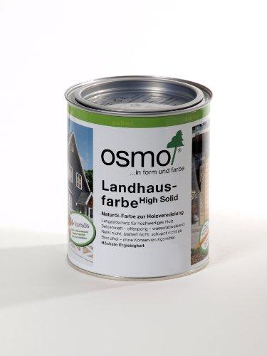OSMO Landhausfarbe  750ml Anthrazitgrau 2716