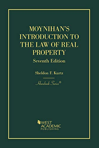 Introduction to the Law of Real Property, An Historical Background of the Common Law of Real Property and Its Modern Application (Hornbooks) (English Edition)