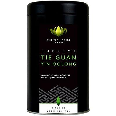 Thé Tie Guan Yin - Thé Oolong - En boite hermétique de 125g