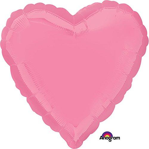 Herz Bubblegum Rosa, 18 zoll ()