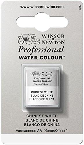 Winsor Newton & Professional mezza, colore: acqua Chinese White