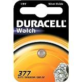 Duracell 377SR626SW SB-AW AG41.55V pile pour montre en oxyde d'argent montre