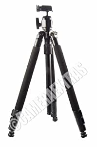 Fancier FT-6222A Professional Aluminium Tripod + Ball Head DSLR Camera Travel UK