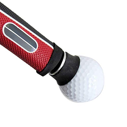 Xiton 1pc Golfball Retriever Golf Ball Pick Up Tool Golfball Pick Up Retriever Grabber Werkzeug Golf-Zubehör (Golf Putter Zubehör)