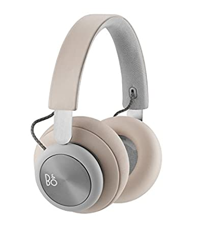 B&O PLAY by Bang & Olufsen Beoplay H4 Kabelloser Over-Ear Kopfhörer, Sand Grey