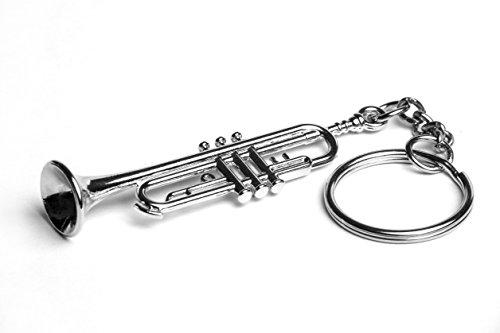 Trompeten Schlüsselanhänger in geschenk tasche - 3D design Toller lehrer Geschenk