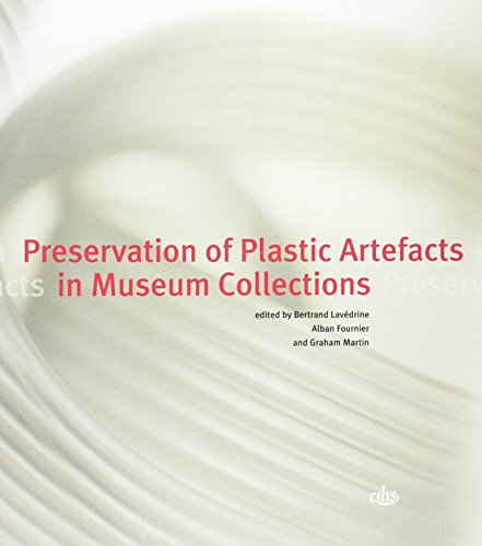 Preservation of Plastic Artefacts in Museum Collections par Bertrand Lavédrine