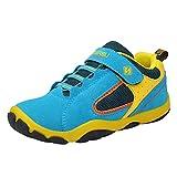 Yesmile Niño Zapatos Casuales Malla Zapatillas de Deporte Respirable Aire Libre Niño Zapato cromático bebés Deportivos Calzado Casual Gimnasia