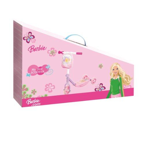 Imagen principal de Mondo 18331 - Patinete infantil con diseño de Barbie (3 ruedas)