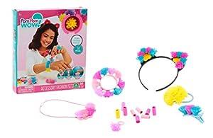 Giochi Preziosi-Pom Pom Wow Fashion Set Accesorios, 50Piezas