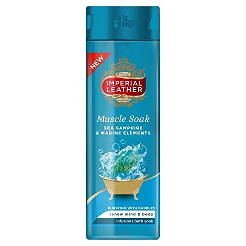 Mer En Cuir Impériale Salicorne Handwash 300ml Fragrant Aroma Bath & Body