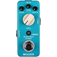 Mooer Ensemble Queen Pedal Chorus für Bass