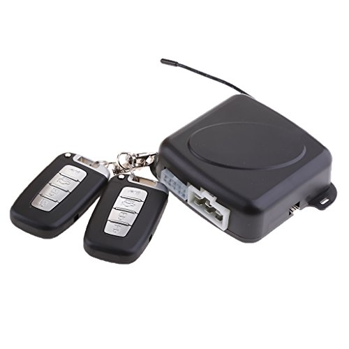 Gazechimp Auto Remote Zentralverriegelung Keyless Entry System Mit Fernbedienung