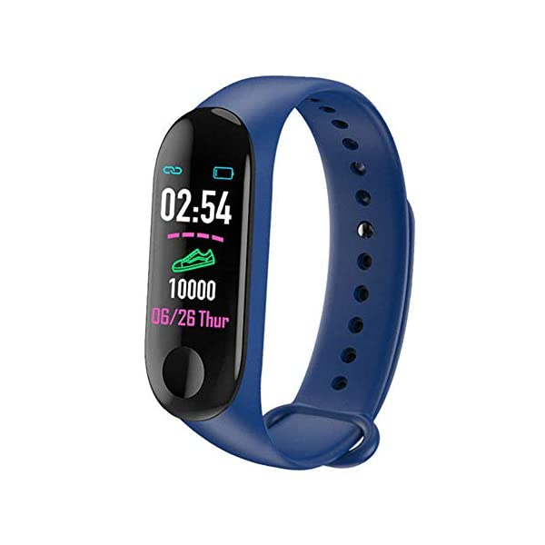 Monitor de actividad física, pantalla a color, monitor de presión arterial, frecuencia cardíaca, contador de pasos… 2