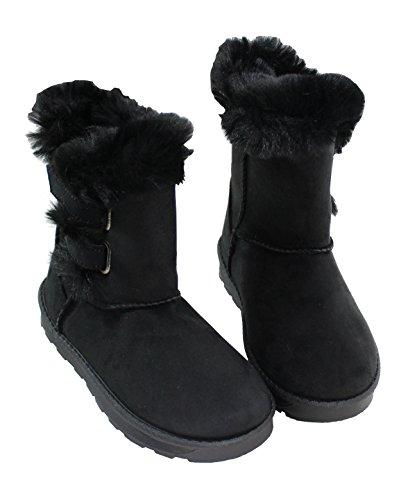 By Shoes, Damen Sneaker Schwarz