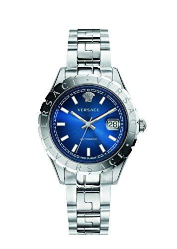 Versus Versace Reloj Analogico para Mujer de Automático con Correa en Acero Inoxidable VZI030017