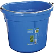 Kerbl FlatBack 323489 Feeding and Water Buckets 20 l Blue