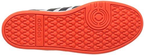 Adidas Hoops Mid Scarpe per bambini, Ragazzo Ftwr White/Bold Onix/Blue