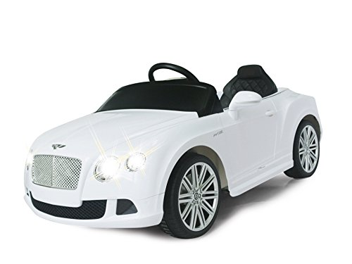 Jamara - 405016 - Ride-on Bentley GTC - 40 Mhz - Blanc