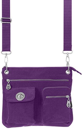 baggallini-sydney-damen-umhangetasche-violett-m
