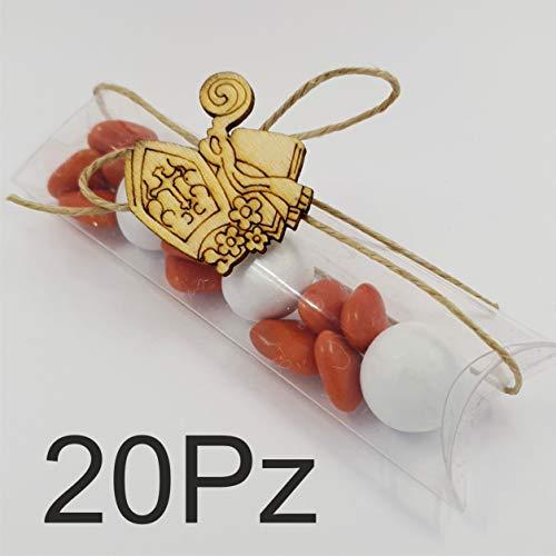 Bomboniere cresima originali complete di confetti 20pz