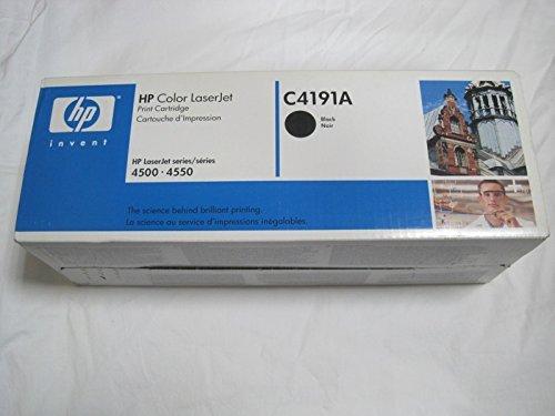 HP C4192A Toner für Color Laser Jet 4500/4550 (Black Noir)