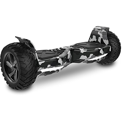 evercross hoverboard challenger basic 8 5 gyropode tout terrain smart skateboard lectrique. Black Bedroom Furniture Sets. Home Design Ideas