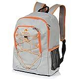CampFeuer Kühl Rucksack 30L grau Kühlrucksack Kühltasche groß wasserdicht Ultraleicht Damen und...