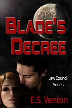 Blades Decree (Law Council Book 2)