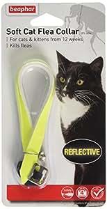 Beaphar Collier antipuces pour chat Fluorescent