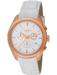 Joop Damen-Armbanduhr Aspire Swiss Made Chronograph Quarz Leder JP101042S03
